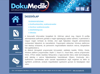 information website